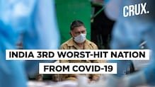 COVID-19 | With Over 6.9 Lakh Cases, India Surpasses Russia To Become 3rd Worst-hit Country