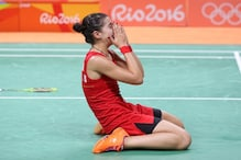 Carolina Marin Dreams of Winning Olympic Gold Again, Expects Time to Fly Once Tournaments Start