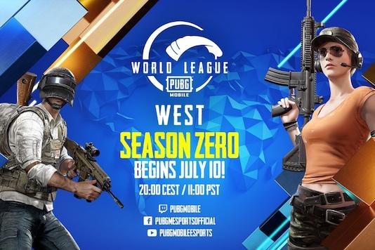 PUBG Mobile World League West (Photo Credit: @EsportsPUBGM)