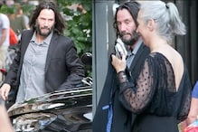 Keanu Reeves Snapped on Dinner Date with Girlfriend Alexandra Grant