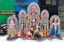 Amid Covid-19 Pall, Artisan From Kolkata's Kumartuli Ships Durga Idol to Australia