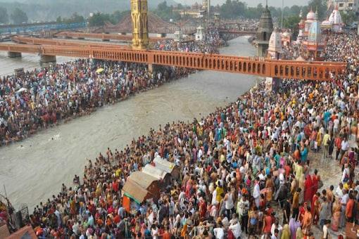 2021 Haridwar Kumbh Cannot be Deferred, Says Akhara Parishad