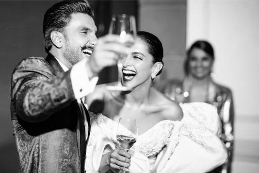 Deepika Padukone Raises a Toast on Ranveer Singh's Birthday, Writes 'Rest I'll Tell You in Person'