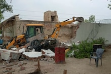 UP Authorities Demolish Gangster Vikas Dubey's Village House