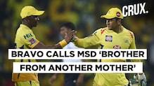 Happy Birthday MS Dhoni: DJ Bravo's Tribute To His IPL Captain