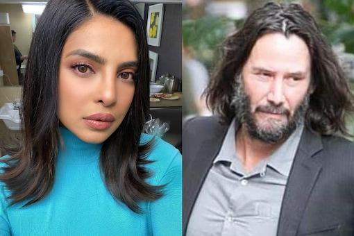 Priyanka Chopra Bags Her Next Hollywood Film, to Star Alongside Keanu Reeves in Matrix 4