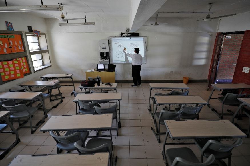 Gujarat Private Schools To Resume Online Classes From Monday