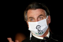 Brazil President Jair Bolsonaro, Infected with Coronavirus, Touts Untested Malaria Drug HCQ