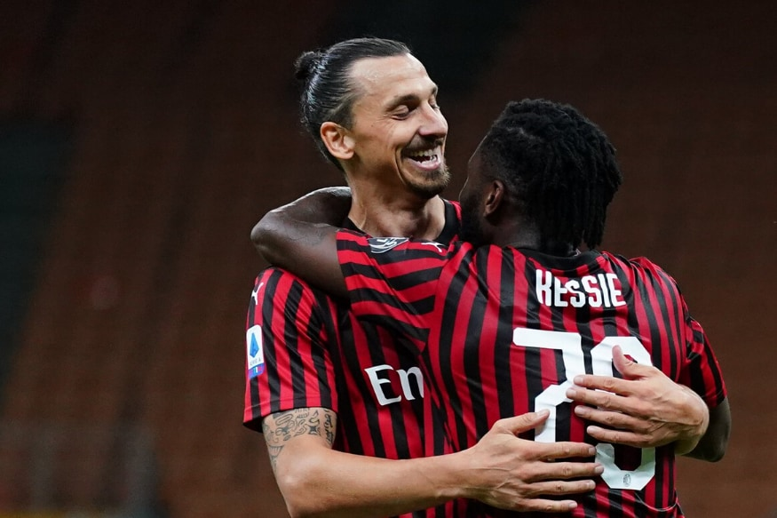Zlatan Ibrahimovic Fires AC Milan Comeback as Juventus Miss Chance to Stretch Serie A Lead