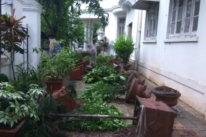 Ambedkar House to Get Permanent Police Protection After Vandalism Incident, Police Detain One Suspect