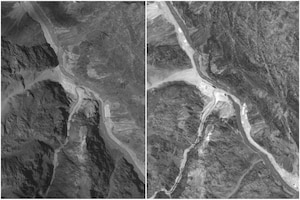 Satellite Images Show China Has Pulled Back From Galwan Valley