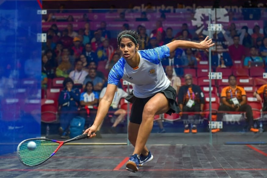 Joshna Chinappa Breaks Back into World's Top-10 Following Raneem ...