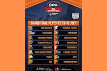 PUBG Mobile ESL India Premiership 2020: Grand Finals Playoffs Teams, Schedule, Prize Money and Live Streaming Details