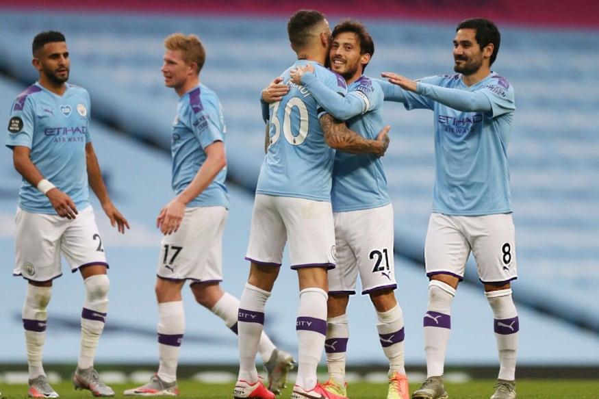Premier League: David Silva Shines as Manchester City Thrash Newcastle United 5-0
