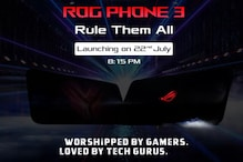 ASUS ROG Phone 3 With Snapdragon 865+ Processor to Launch in India on July 22