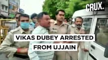 Vikas Dubey, UP's Notorious Gangster & Wanted For Kanpur Ambush, Arrested By MP Police