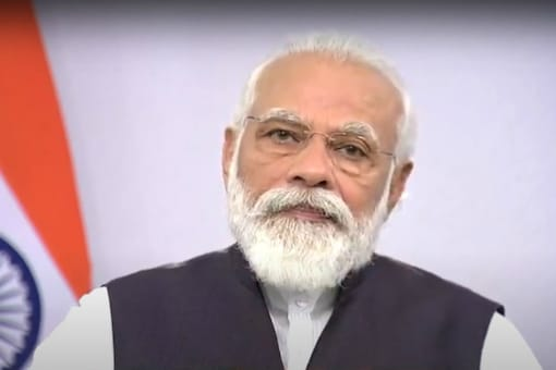Modi said holistic knowledge blended with the understanding of science is the answer to all problems.