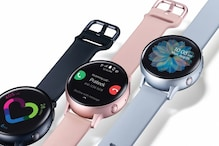 Samsung to Manufacture Smartwatches in India Starting With Galaxy Watch Active 2 Aluminum Edition