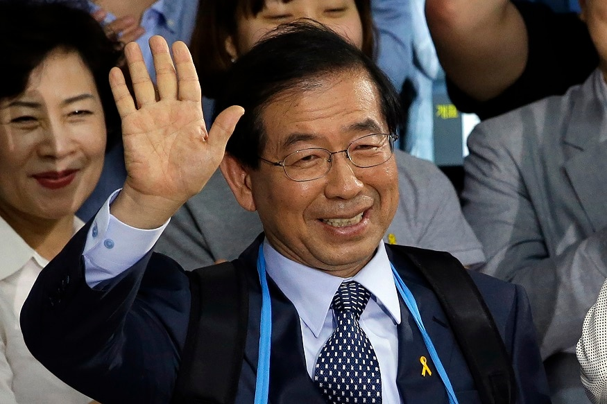 Missing Seoul City Mayor Found Dead Day after Being Accused by Employee of Sexual Harassment thumbnail