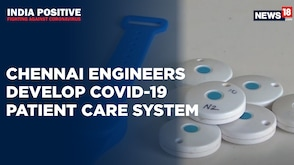 India Positive: Engineers In Chennai Develop Covid-19 Patient Care System