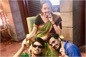 Sushant Singh Rajput Brings Forth His Goofy Side in This BTS Still from Dil Bechara Sets