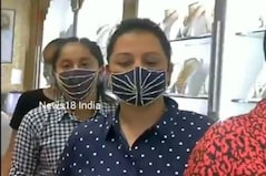 Surat Jewelry Shop is Selling Diamond-studded Face Masks for Rs 1,40,000, Making Gold Mask Passé