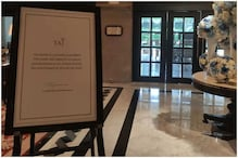 The Famous Taj Mahal Palace in Mumbai Reopens With New Safety Precautions