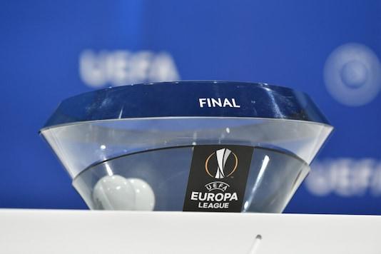 Europa League Draw (Photo Credit: @UEFAcom_de)