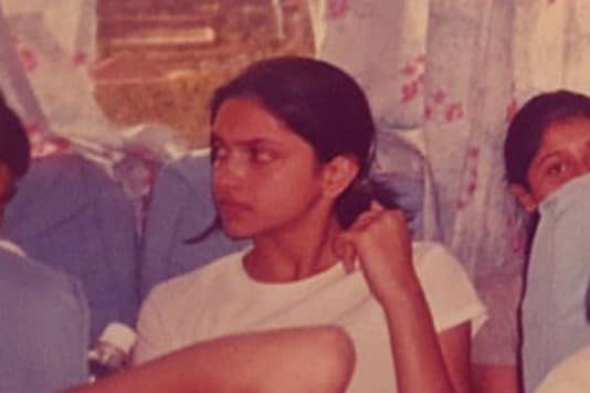 Deepika Padukone Shares Rare Childhood Pictures from Her ...