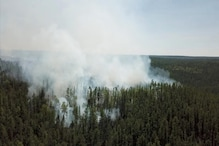 Russia Seeding Clouds to Bring Rain to Contain Devastating Wildfires in Siberia