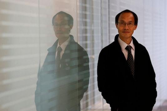 File photo of Robert Chung. (Reuters)