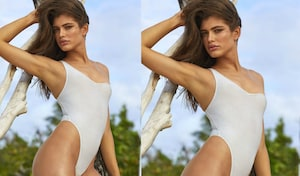 Valentina Sampaio Scripts History, Becomes 1st Transgender Model to be in Sports Illustrated Edition