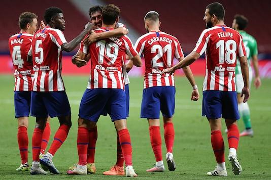 Atletico Madrid (Photo Credit: Twitter)
