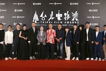 Celebrities Flout COVID-19 Rules, Queue Up for Photos at Taipei Film Festival