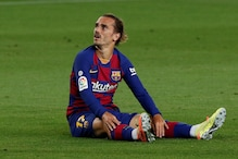 Barcelona's Antoine Griezmann Likely to Miss Out on Last Two La Liga Games With Injury