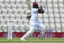 England vs West Indies: Jermaine Blackwood Half-century Keeps Visitors Alive in First Test