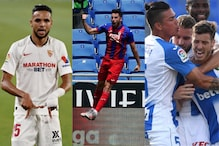 La Liga: Sevilla Practically Seal Top-4 Finish, Eibar Stay Up as Leganes Live to Fight Another Day