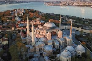 Hagia Sophia: Istanbul's Iconic Museum Converted Into Mosque