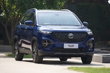 MG Hector Plus 6-Seater SUV Launched in India, Prices Starting From 13.49 Lakh