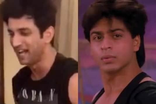 When Sushant Singh Rajput Grooved to Shah Rukh Khan's Song From Raju Ban Gaya Gentleman; See Video