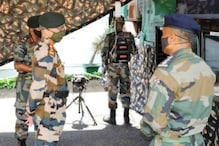 Army Chief Visits 4 Corps, Reviews Military Preparedness Along LAC in Arunachal, Sikkim