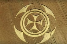 Crop Circle in Wheat Field in North France Triggers Curiosity, Draws Visitors