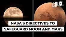 NASA Issues Guidelines To Protect Moon and Mars From Germs Released By Earth