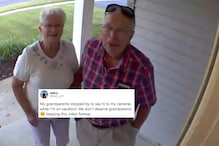 'We Drank All Your Beers': Grandparents Leave a Cheeky Message on CCTV for Grandson on Vacation