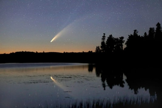 Rare NEOWISE Comet Will Be Visible From India Today, Before Disappearing for 6,800 Years
