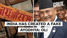 Lord Ram Was Not An Indian But A Nepali: Nepal PM KP Sharma Oli