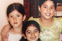 This Childhood Pic of Janhvi Kapoor with Shanaya and Khushi Kapoor is Unmissable