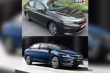 All-New 2020 Honda City vs Maruti Suzuki Ciaz Spec Comparison - Design, Engine and More