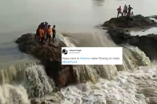 Screenshot from video tweeted by @utkarshs88.