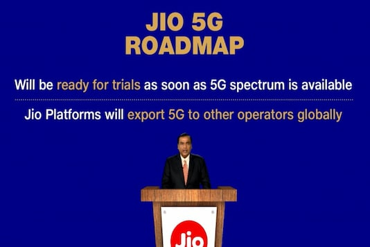 Reliance Jio Makes A 5G Push Which Envisions a 2G-Mukt Bharat And Affordable 5G Phones